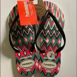 Havaianas Flip Flops New
